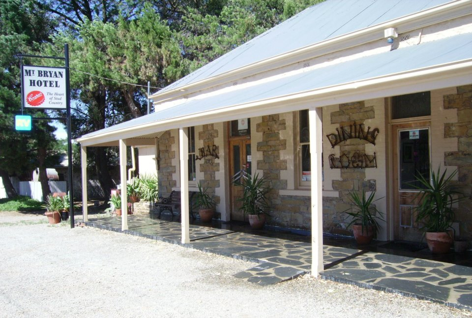 Mount Bryan Hotel - Accommodation Batemans Bay
