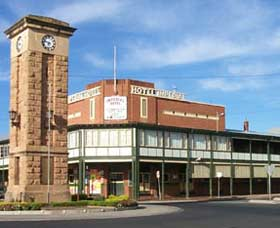 Imperial Hotel Coonabarabran - Accommodation Batemans Bay