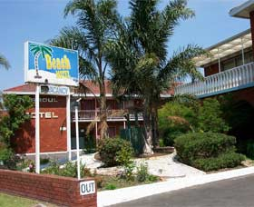 Thirroul Beach Motel - Accommodation Batemans Bay