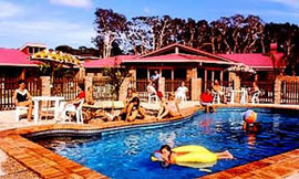 Wombat Beach Resort - Accommodation Batemans Bay