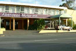 Aberdeen Motor Inn - Accommodation Batemans Bay