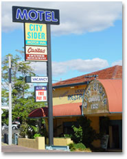 City Sider Motor Inn - Accommodation Batemans Bay