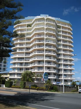 Meridian Tower - Accommodation Batemans Bay