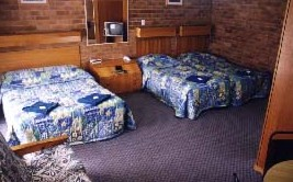 Border Motel - Accommodation Batemans Bay