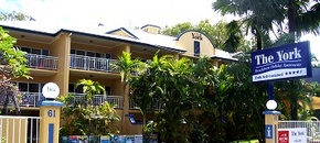 The York Beachfront Holiday Apartments - Accommodation Batemans Bay