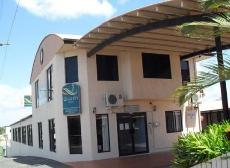 Quality Inn Harbour City - Accommodation Batemans Bay