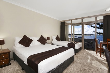 Waters Edge Country Comfort - Accommodation Batemans Bay