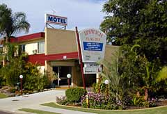 Ipswich City Motel - Accommodation Batemans Bay