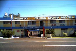 Monto Three Moon Motel - Accommodation Batemans Bay