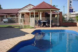 Roma Mid Town Motor Inn - Accommodation Batemans Bay