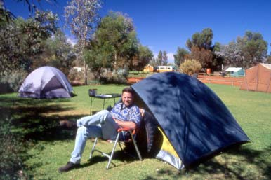 Voyages Ayers Rock Camp Ground - Accommodation Batemans Bay