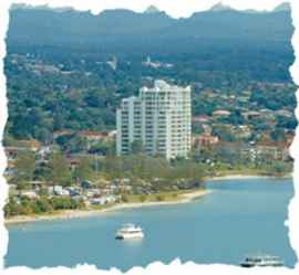 Crystal Bay Resort - Accommodation Batemans Bay