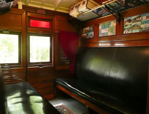 Mt Nebo Railway Carriage amp Chalet - Accommodation Batemans Bay
