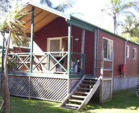 A Paradise Park Cabins - Accommodation Batemans Bay