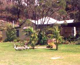 Kookaburra Cottage Farmstay - Accommodation Batemans Bay
