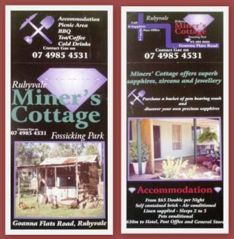 Miner's Cottage - Accommodation Batemans Bay