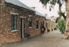 Burra Heritage Cottages - Tivers Row - Accommodation Batemans Bay