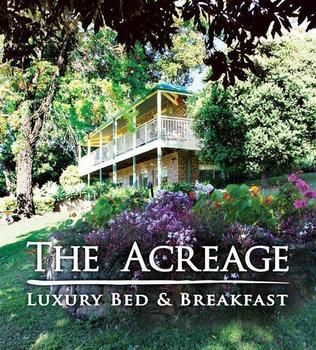 The Acreage BampB - Accommodation Batemans Bay