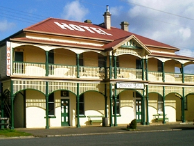 Imperial Hotel - Accommodation Batemans Bay