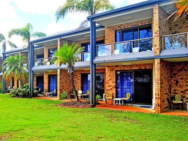 Bribie Waterways Motel - Accommodation Batemans Bay