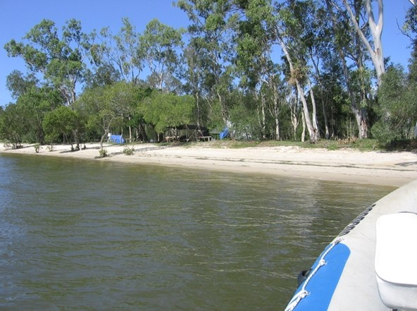 Mission Point Camping Area - Accommodation Batemans Bay