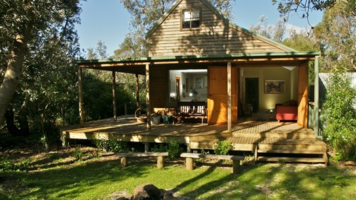 Venus Bay Eco Retreat - Accommodation Batemans Bay
