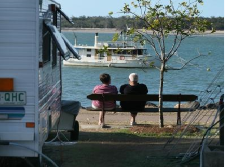 Burrum Heads Beachfront Tourist Park - Accommodation Batemans Bay