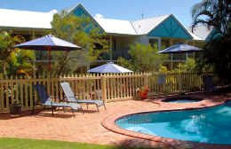 Chez Noosa Resort Motel