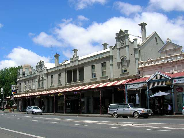 Commercial Hotel Camperdown - Accommodation Batemans Bay