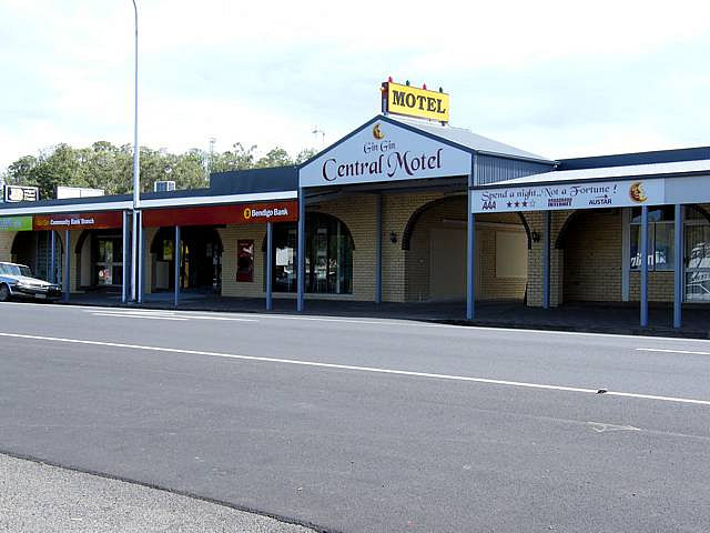 Gin Gin Central Motel - Accommodation Batemans Bay