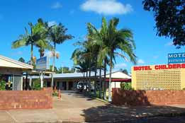 Motel Childers - Accommodation Batemans Bay