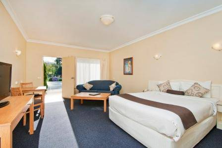Nagambie Waterfront Motel - Accommodation Batemans Bay