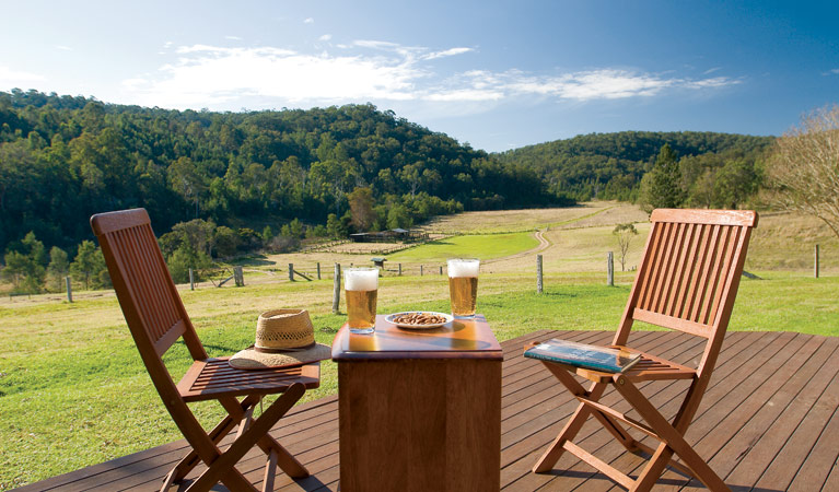 Big Yango Homestead - Big Yengo - Accommodation Batemans Bay