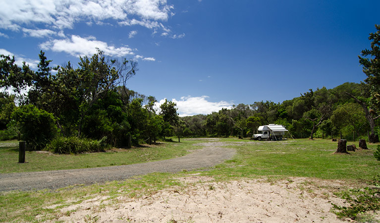 Banksia Green campground - Accommodation Batemans Bay
