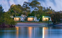 Boyds Bay Holiday Park - South - Accommodation Batemans Bay