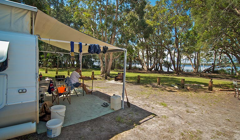 Dees Corner campground - Accommodation Batemans Bay