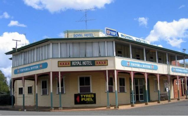 Royal Hotel Mundubbera - Accommodation Batemans Bay