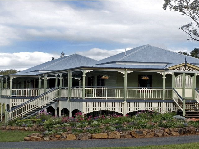 The Sanctuary Springbrook Guest House Cottage - Accommodation Batemans Bay