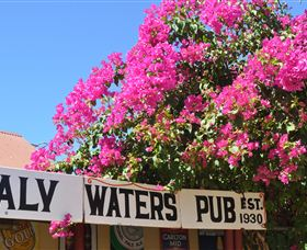 Daly Waters Historic Pub - Accommodation Batemans Bay