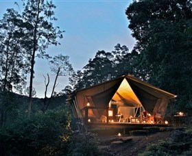 nightfall wilderness camp - Accommodation Batemans Bay