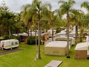 Blue Bay Caravan and Camping Tourist Park