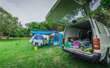 Grassy Head Holiday Park - Accommodation Batemans Bay