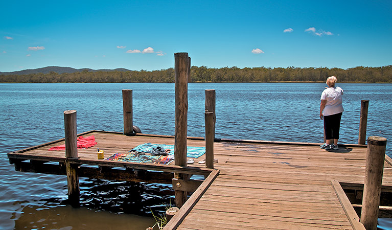 Korsmans Landing campground - Accommodation Batemans Bay