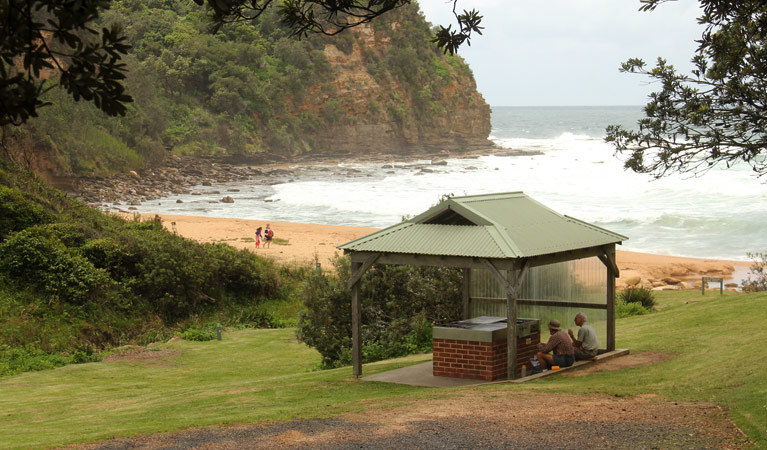 Little Beach campground - Accommodation Batemans Bay