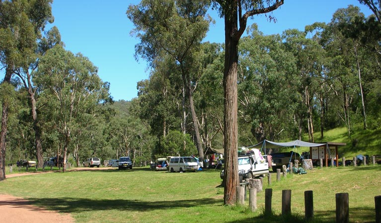 Washpools campground - Accommodation Batemans Bay