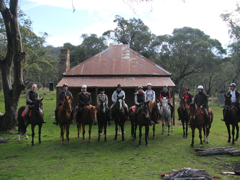 Reynella Homestead and Horseback Rides - Accommodation Batemans Bay