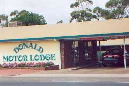 DONALD MOTOR LODGE - Accommodation Batemans Bay