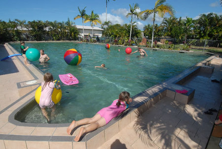 Kurrimine Beach Holiday Park - Accommodation Batemans Bay