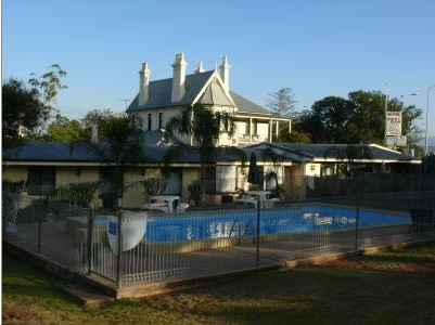 Airlie House Motor Inn - Accommodation Batemans Bay