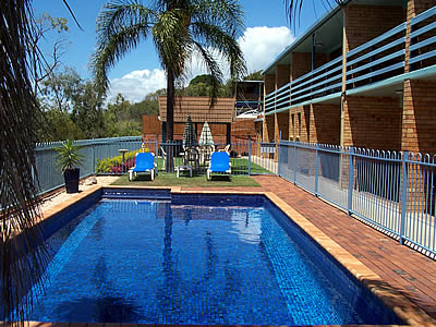 Tannum on the Beach Motel - Accommodation Batemans Bay